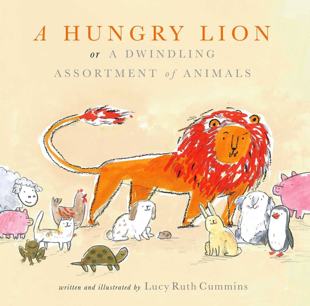 A Hungry Lion, Or, A Dwindling Assortment of Animals Image