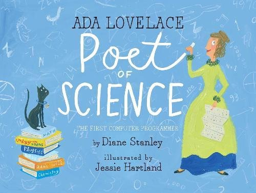 Ada Lovelace, Poet of Science: The First Computer Programmer Image