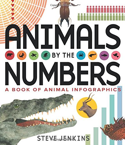 Animals by the Numbers: A Book of Infographics Image