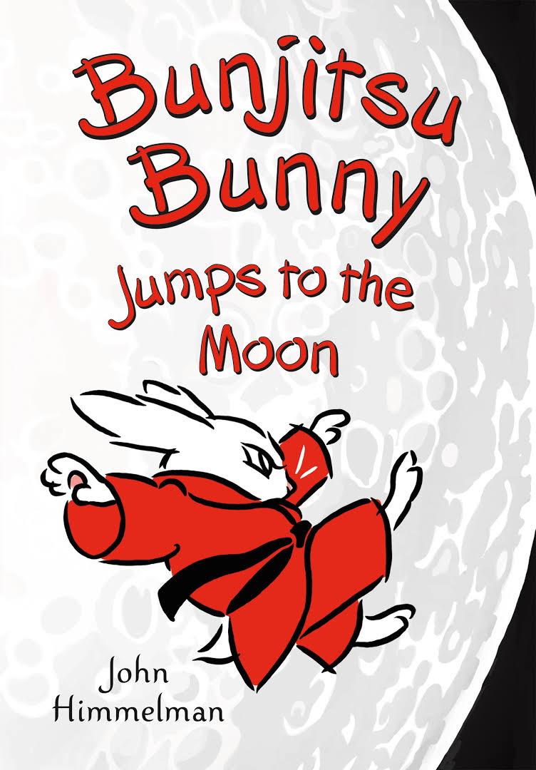 Bunjitsu Bunny Jumps to the Moon Image