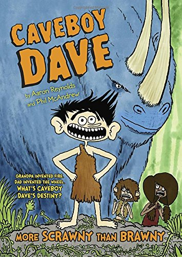 Caveboy Dave: More Scrawny than Brawny Image