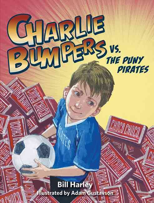 Charlie Bumpers vs. the Puny Pirates Image