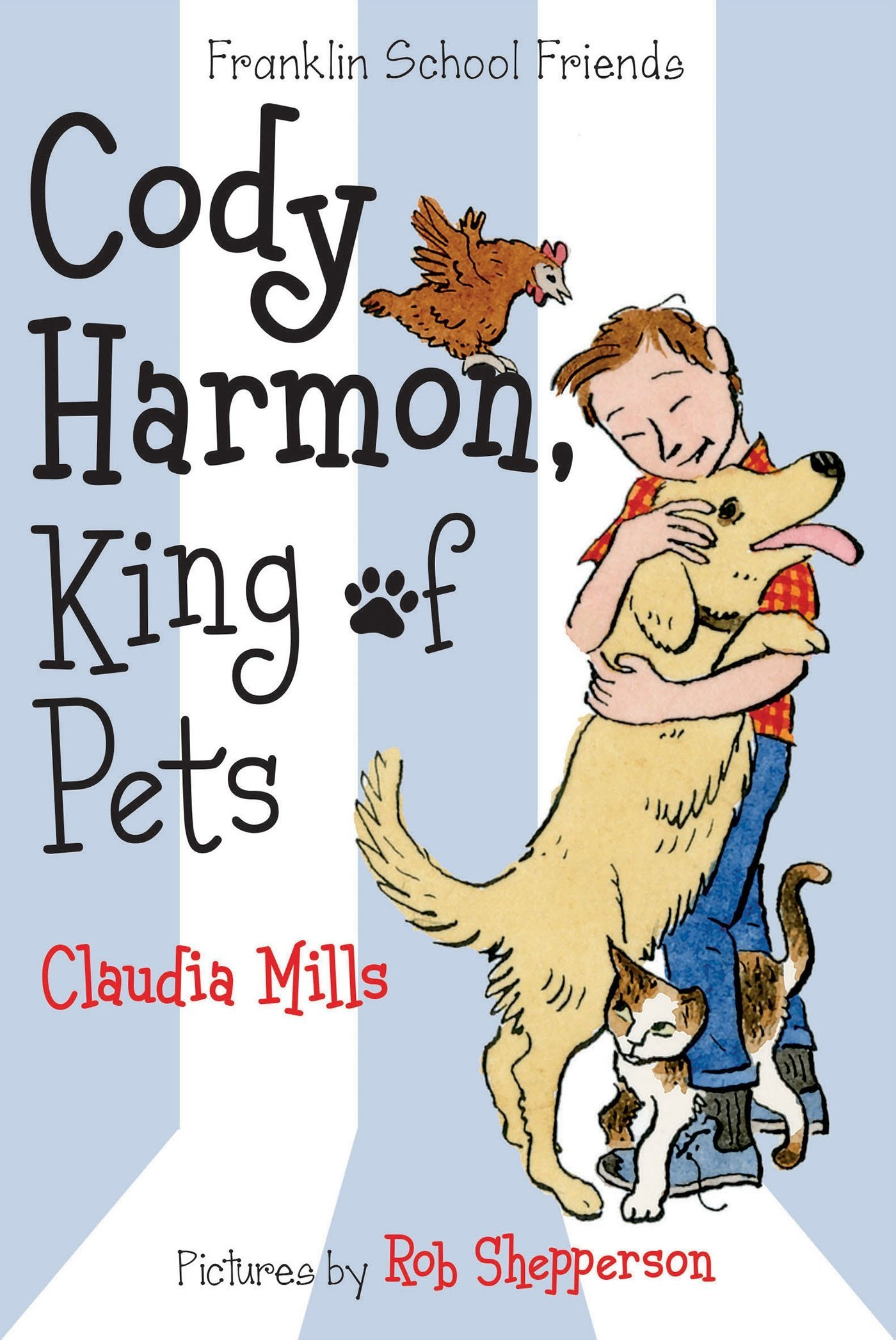 Cody Harmon, King of Pets Image