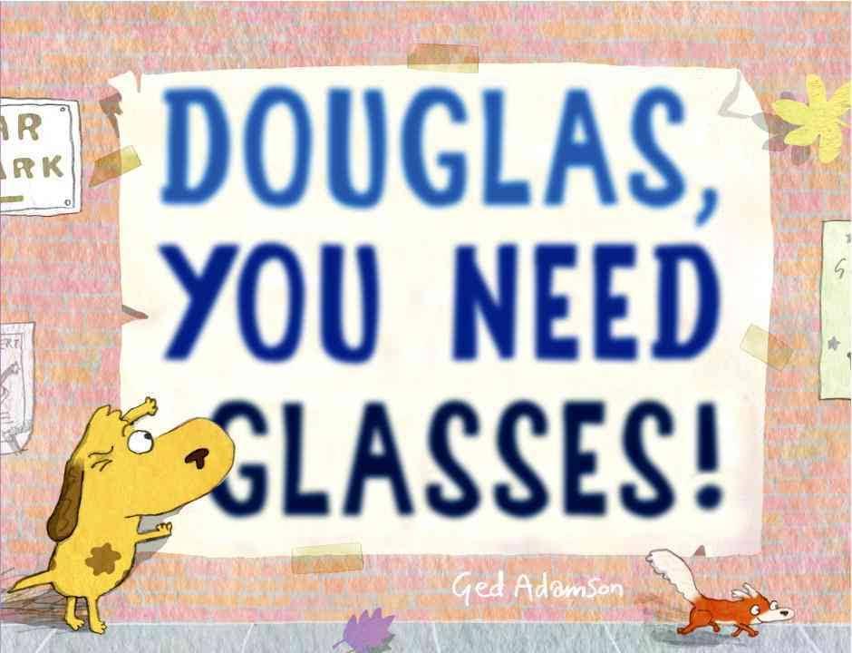 Douglas, You Need Glasses! Image