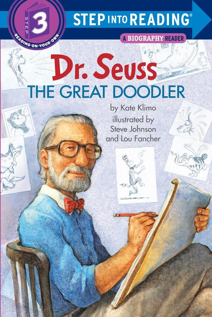 Dr. Seuss: The Great Doodler Image