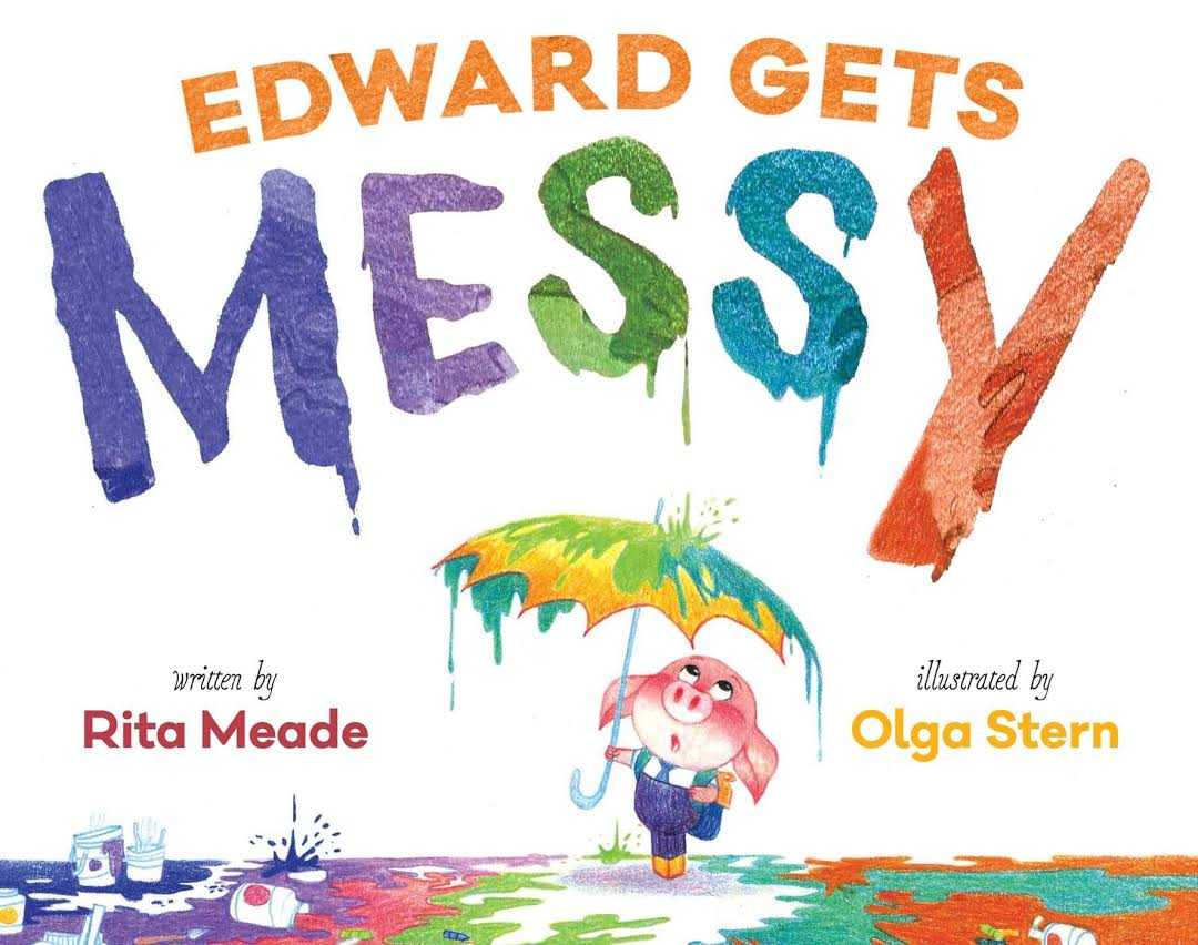 Edward Gets Messy Image