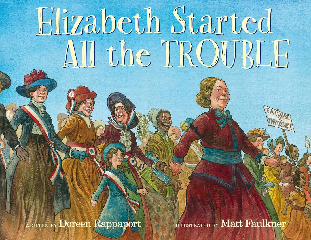 Elizabeth Started All the Trouble Image