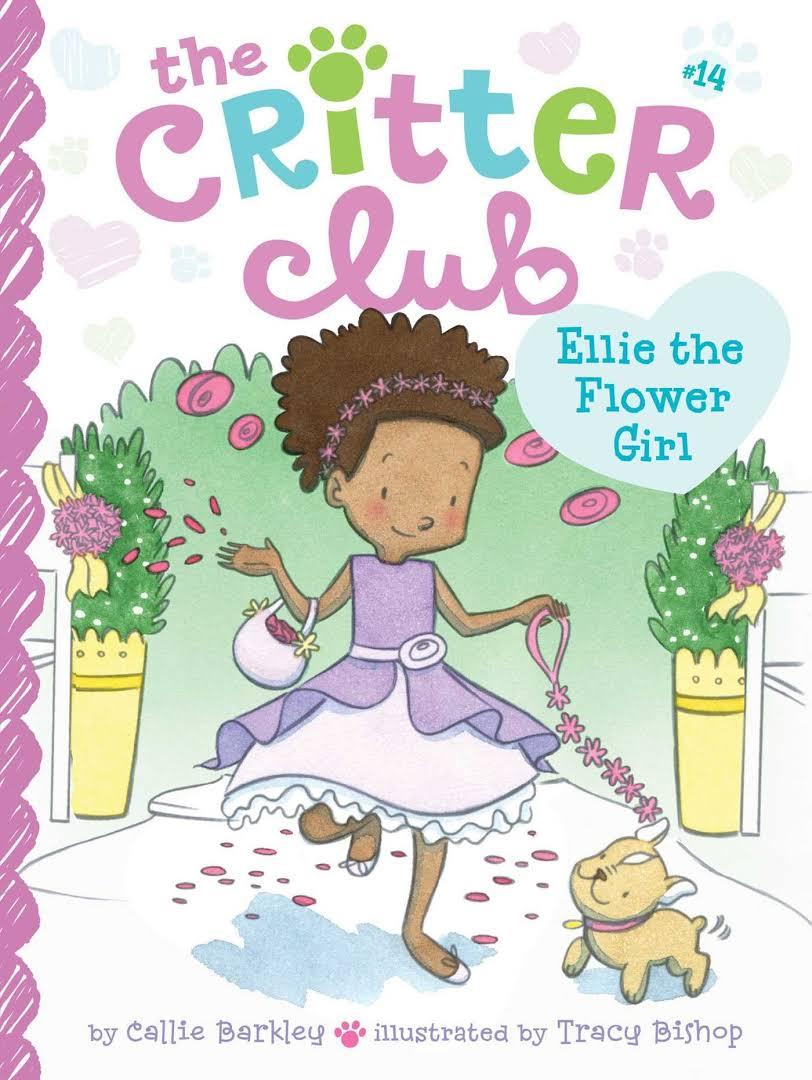 Ellie the Flower Girl Image