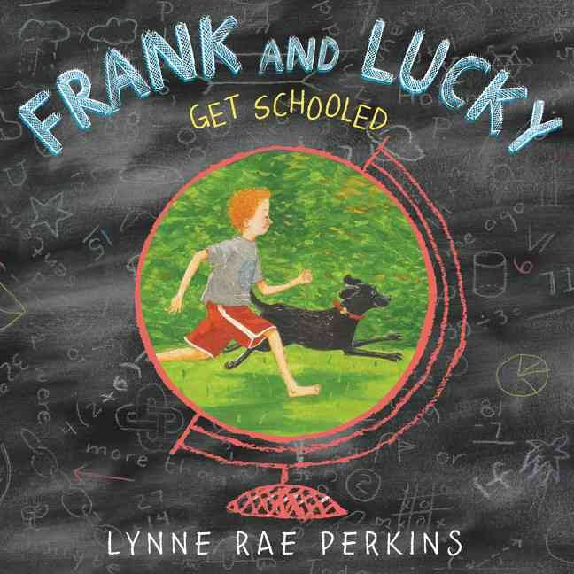 Frank and Lucky Get Schooled Image