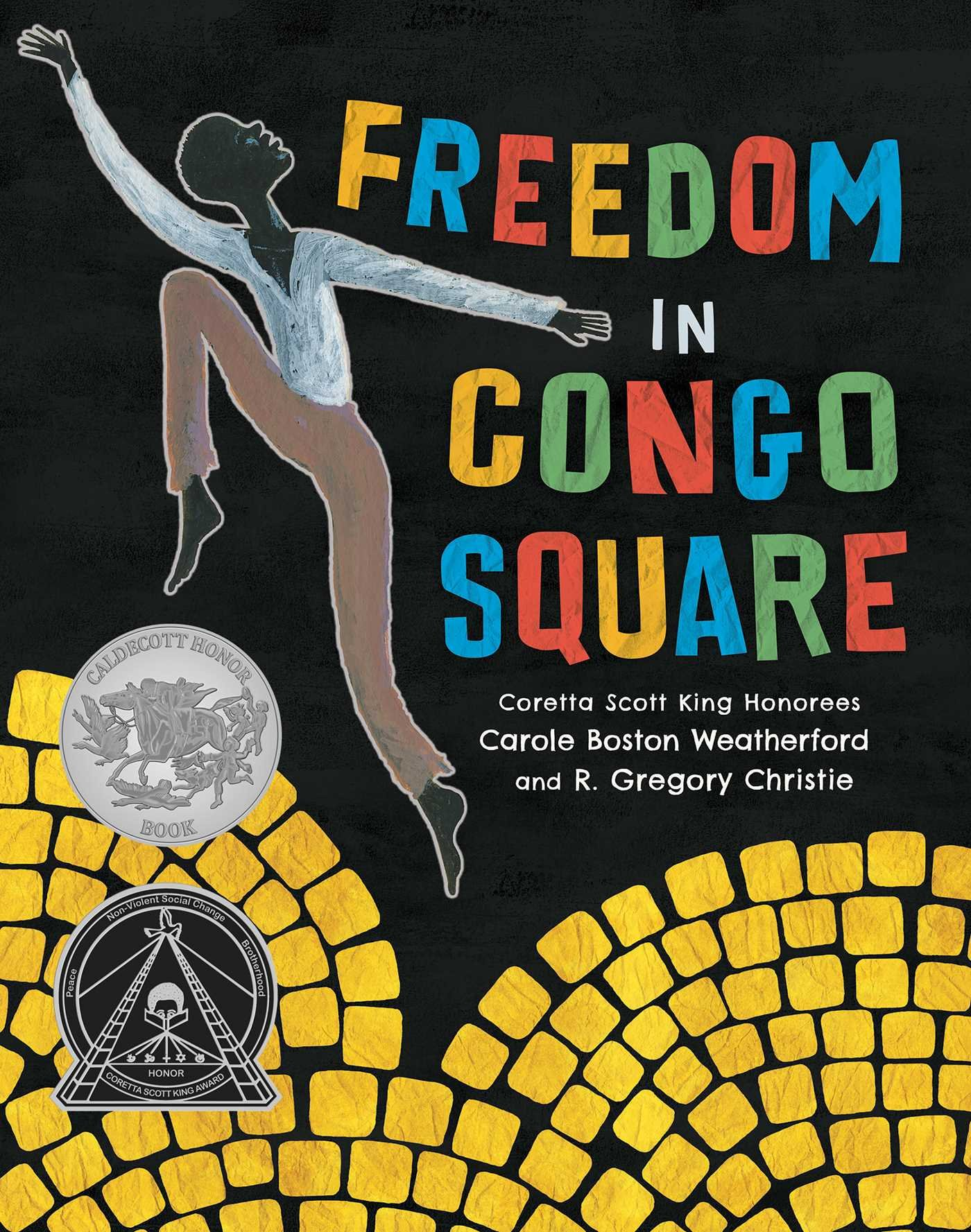 Freedom in Congo Square Image