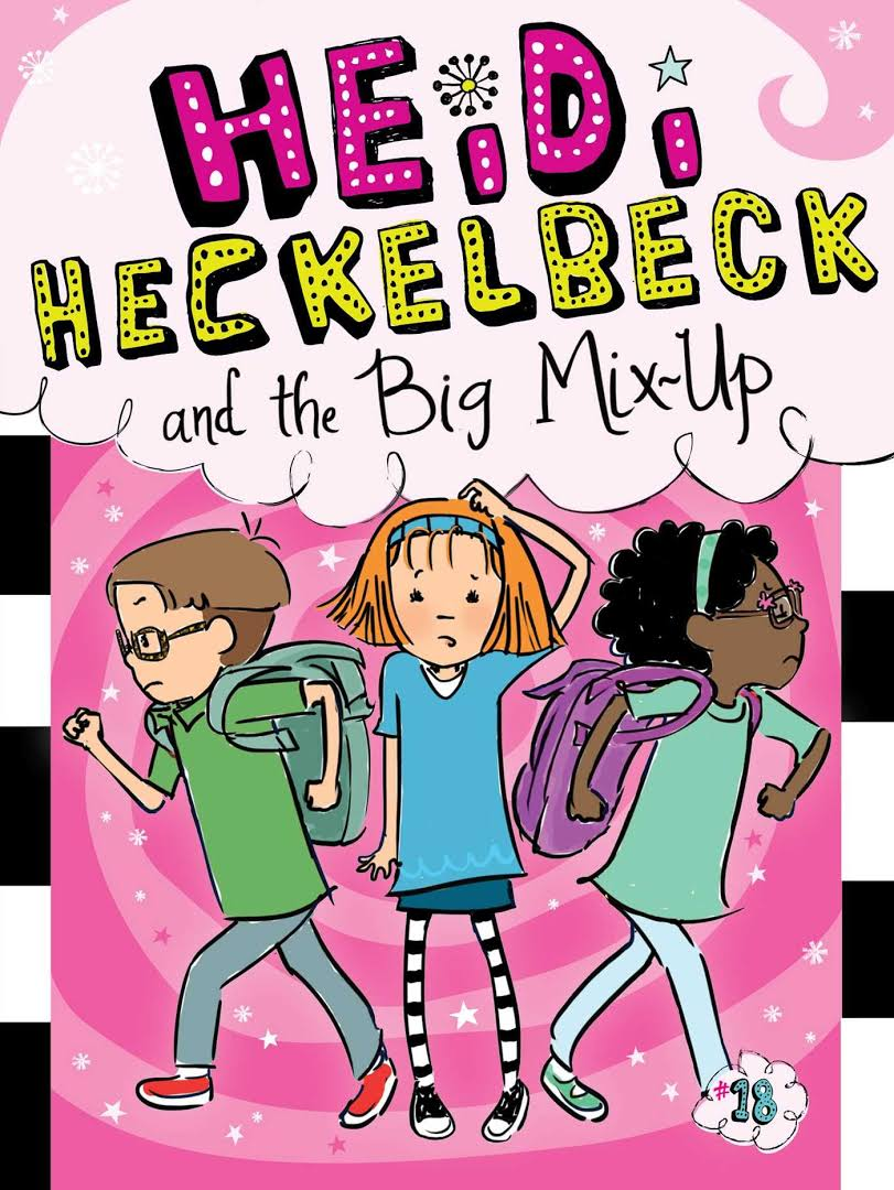 Heidi Heckelbeck and the Big Mix-Up Image