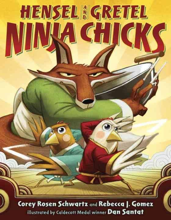 Hensel and Gretel, Ninja Chicks Image