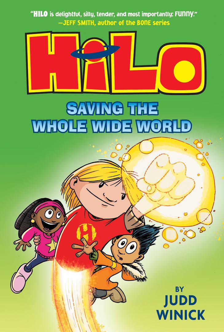 Hilo: Saving the Whole Wide World Image