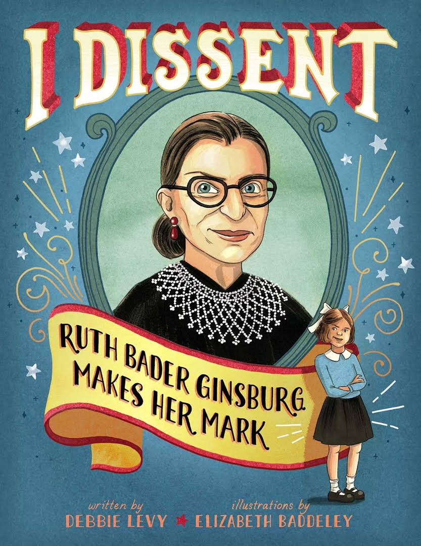 I Dissent: Ruth Bader Ginsburg Makes her Mark Image