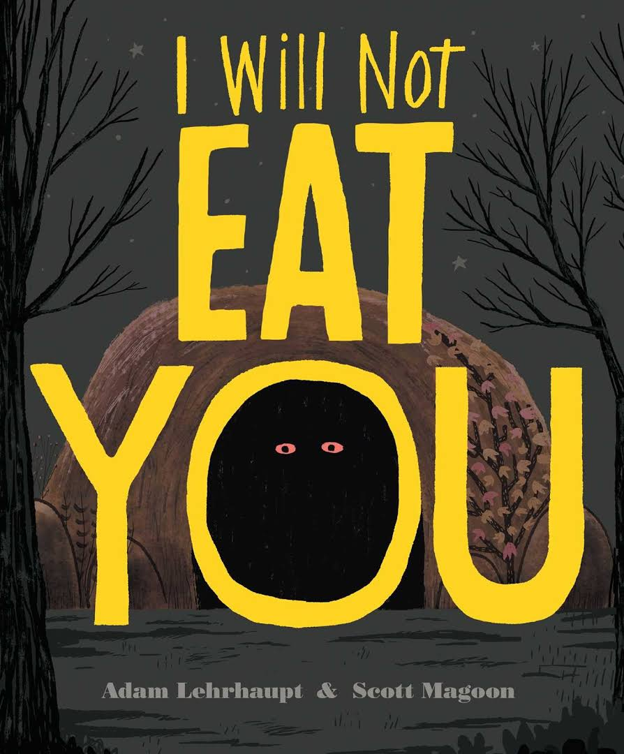 I Will Not Eat You Image