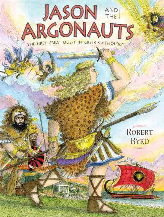 Jason and the Argonauts: The First Great Quest in Greek Mythology Image
