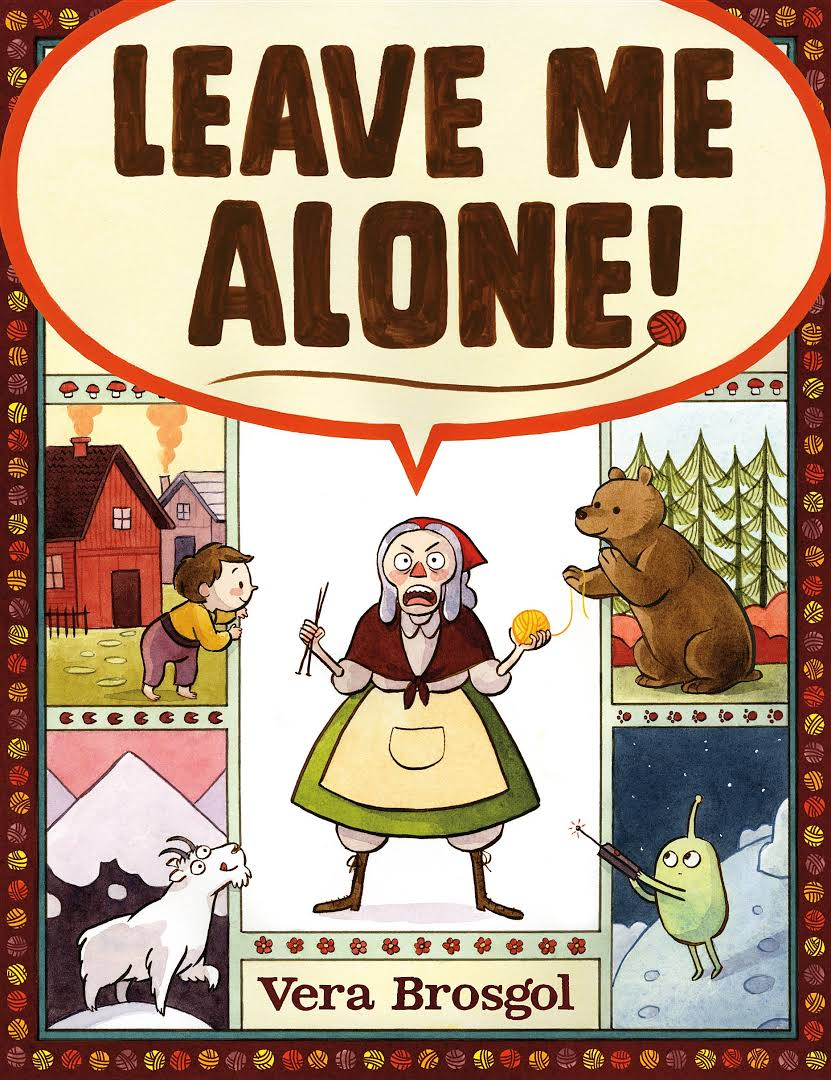 Leave Me Alone! Image