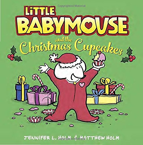 Little Babymouse and the Christmas Cupcakes Image