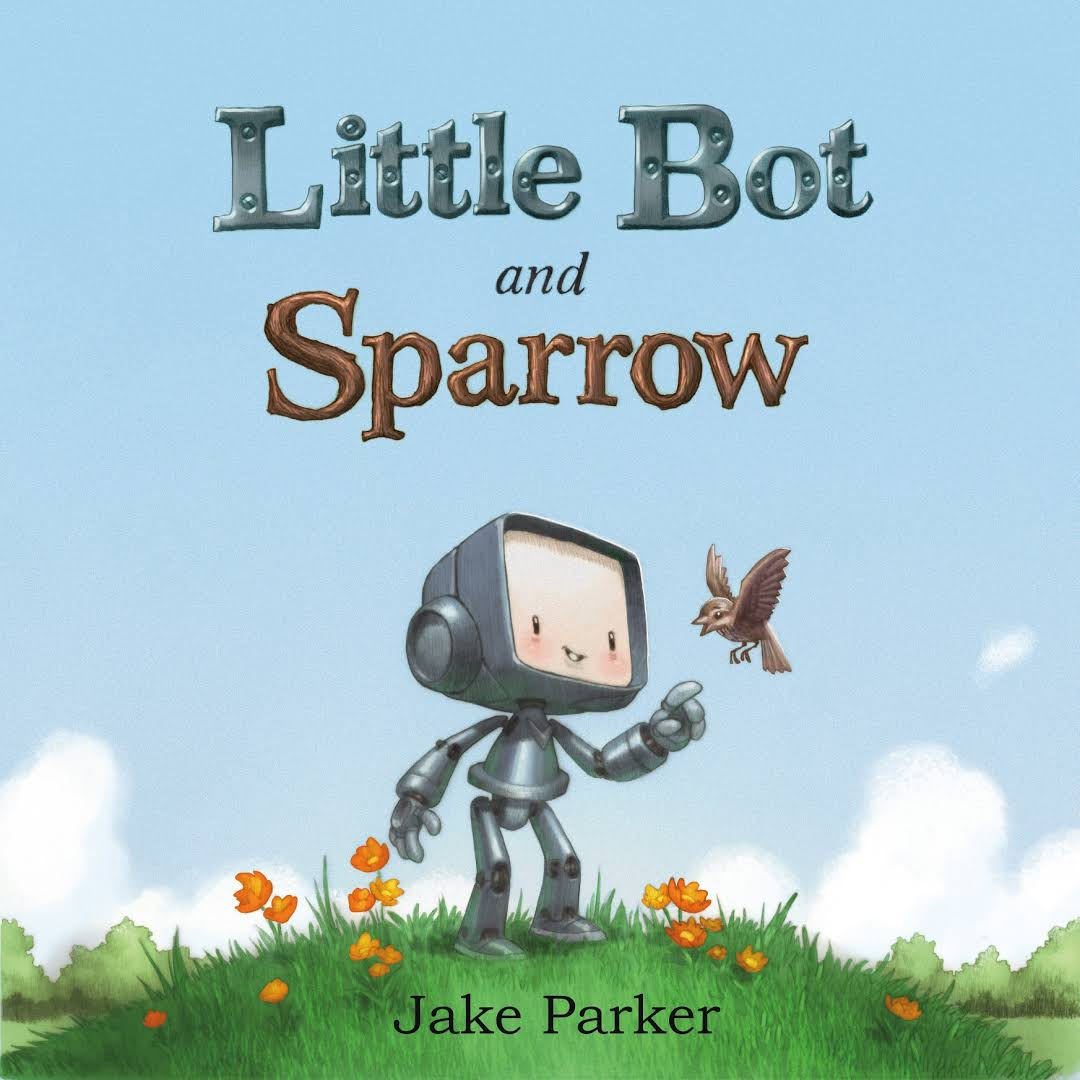 Little Bot and Sparrow Image