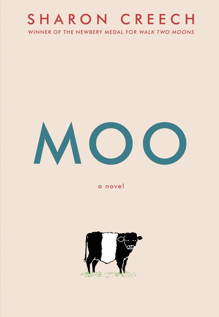 Moo a Novel Image