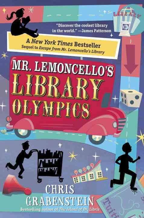 Mr. Lemoncello