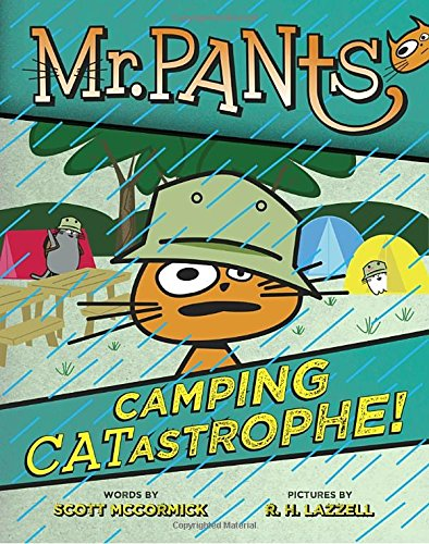 Mr. Pants. 4, Camping CATastrophe! Image