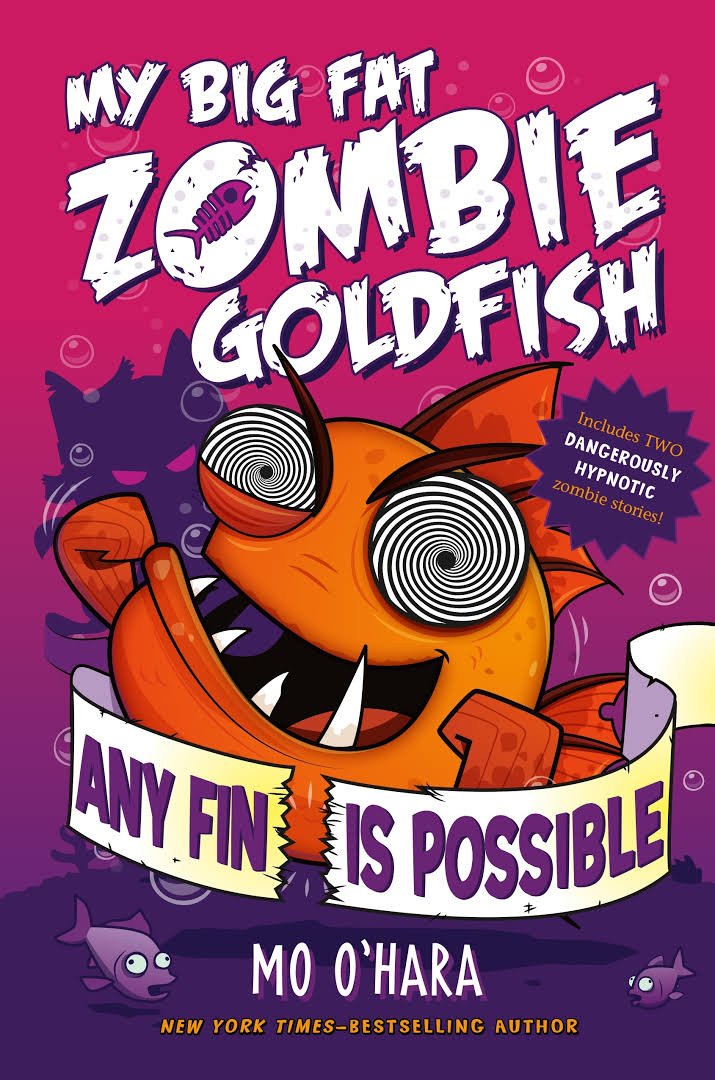 My Big Fat Zombie Goldfish: Any Fin is Possible Image