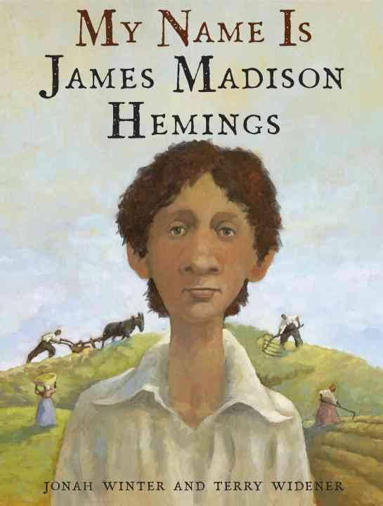 My Name is James Madison Hemings Image