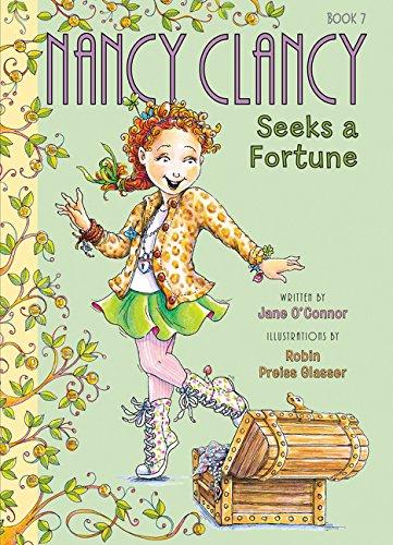Nancy Clancy Seeks a Fortune Image