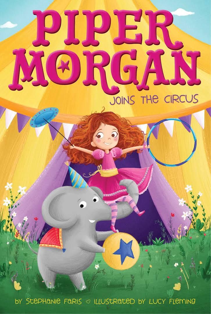 Piper Morgan Joins the Circus Image