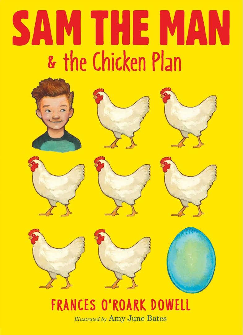 Sam the Man & the Chicken Plan Image