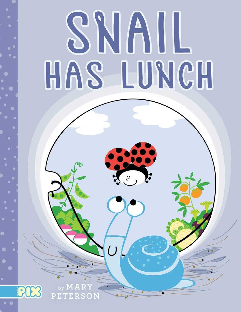 Snail Has Lunch Image