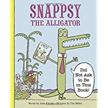 Snappsy the Alligator (Did Not Ask to be in This Book) Image