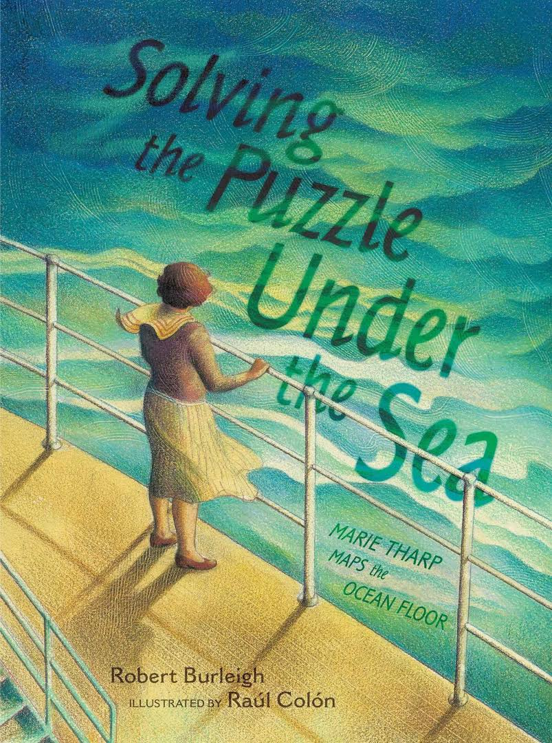 Solving the Puzzle Under the Sea: Marie Tharp Maps the Ocean Floor Image