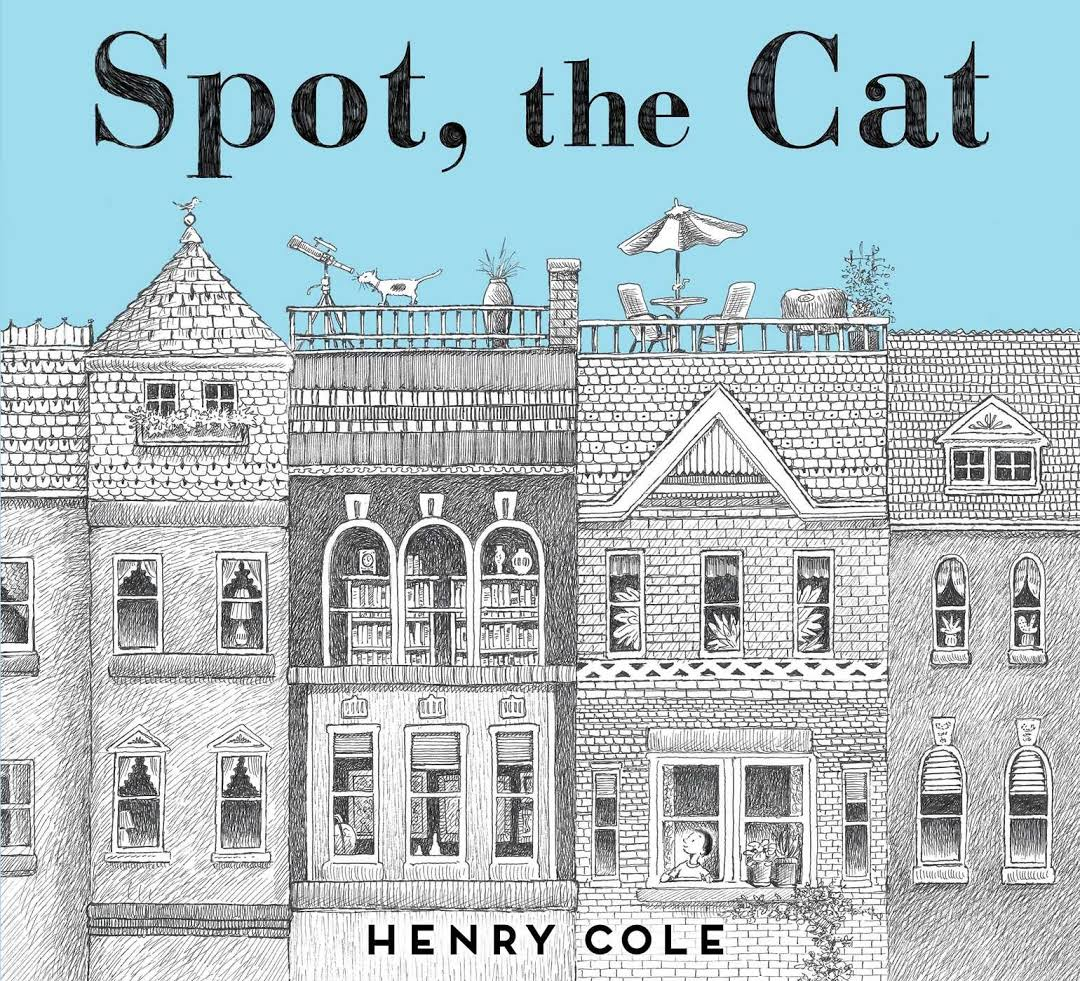 Spot, the Cat Image