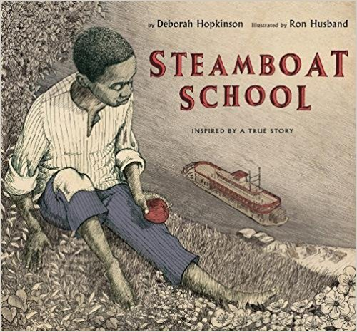 Steamboat School: Inspired by a True Story: St. Louis, Missouri Image