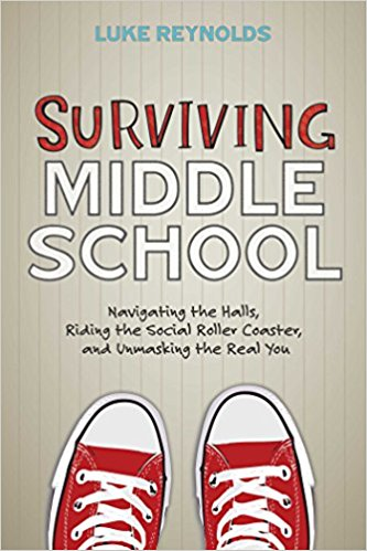 Surviving Middle School: Navigating the Halls, Riding the Social Roller Coaster, and Unmasking the Real You Image
