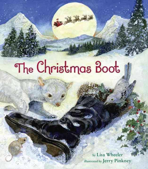 The Christmas Boot Image