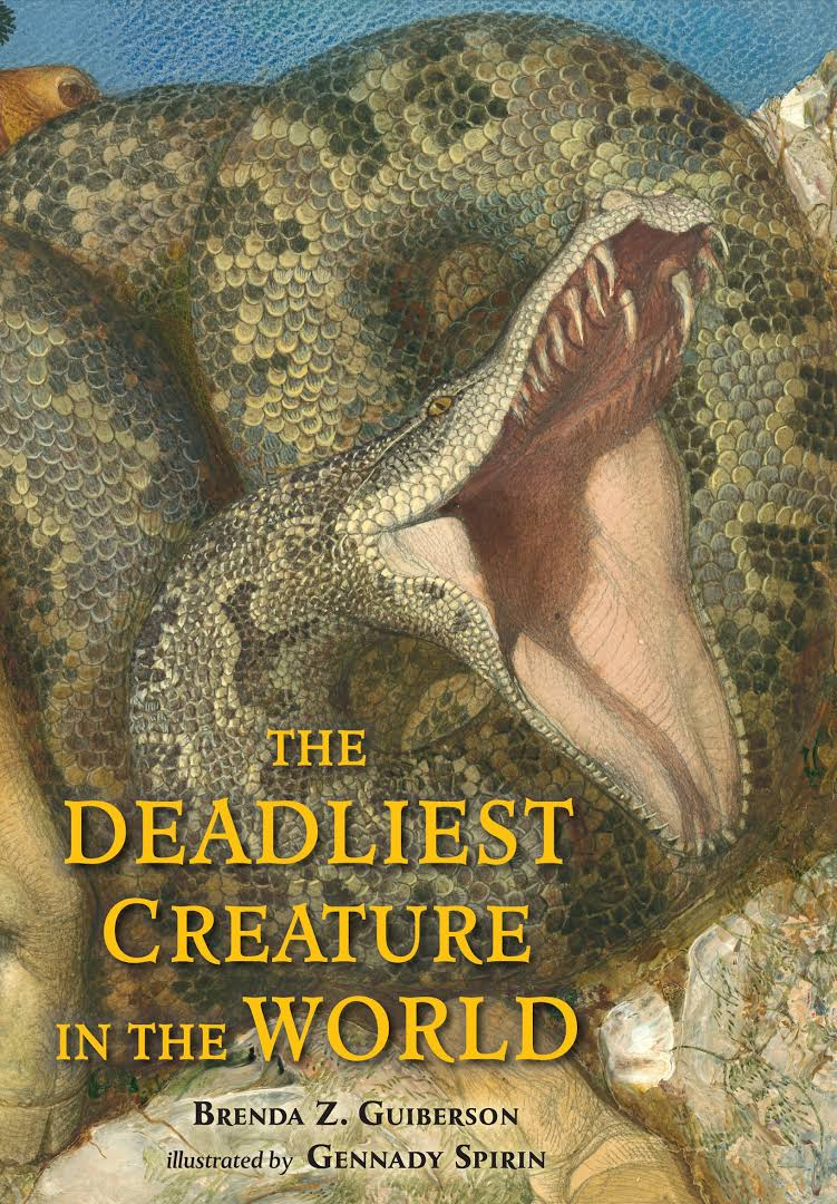 The Deadliest Creature in the World Image