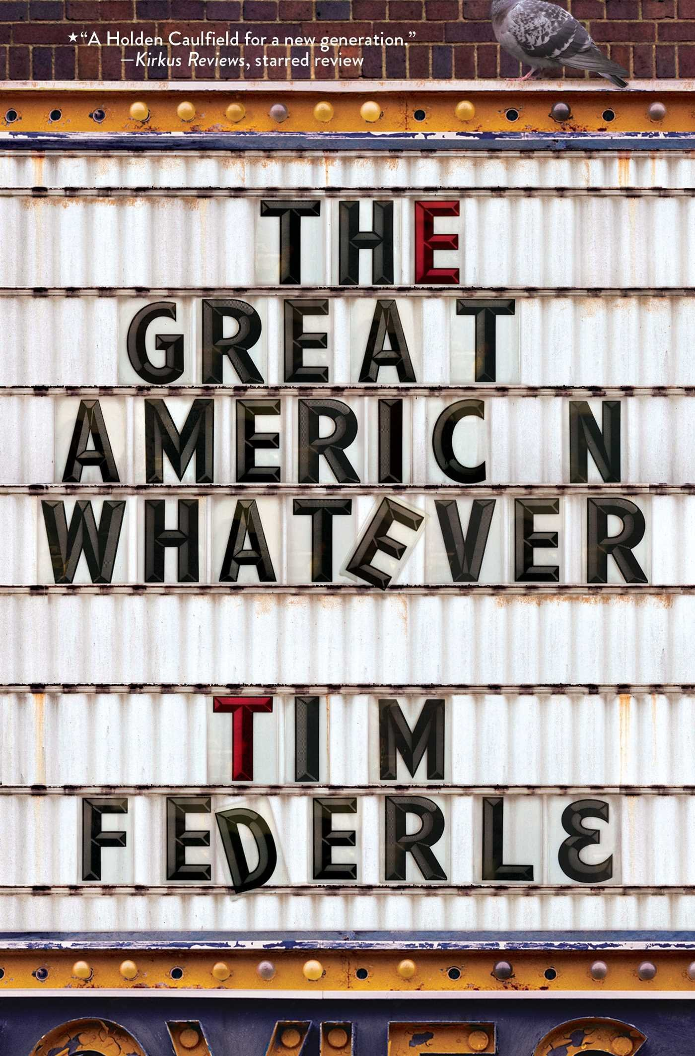 The Great American Whatever Image