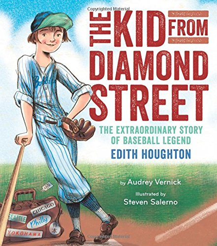 The Kid From Diamond Street: The Extraordinary Story of Baseball Legend Edith Houghton Image