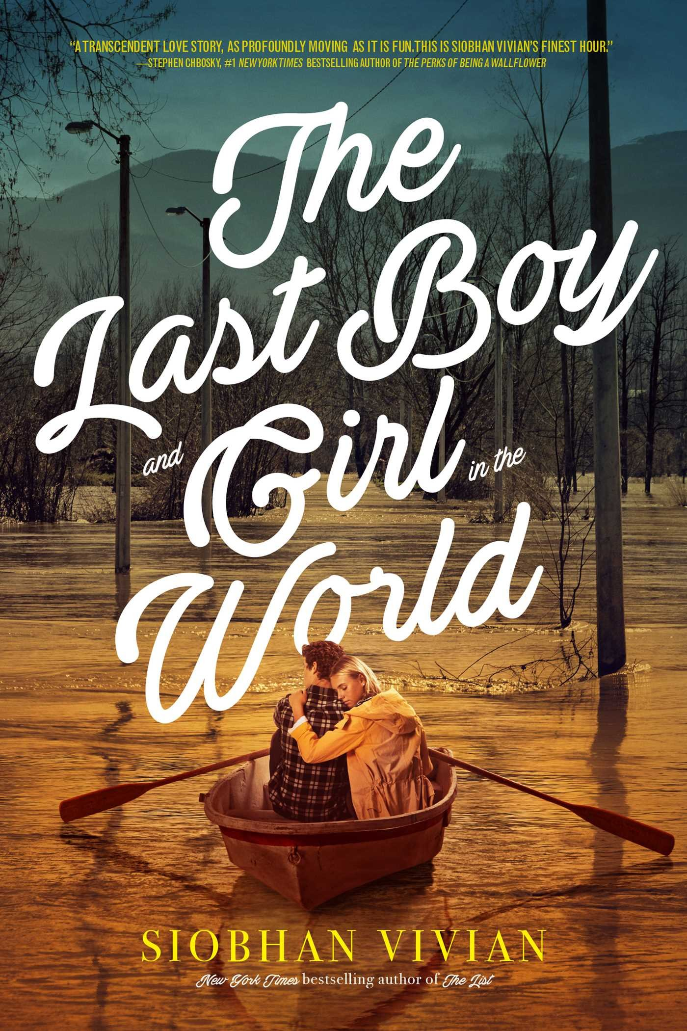 The Last Boy and Girl in the World Image