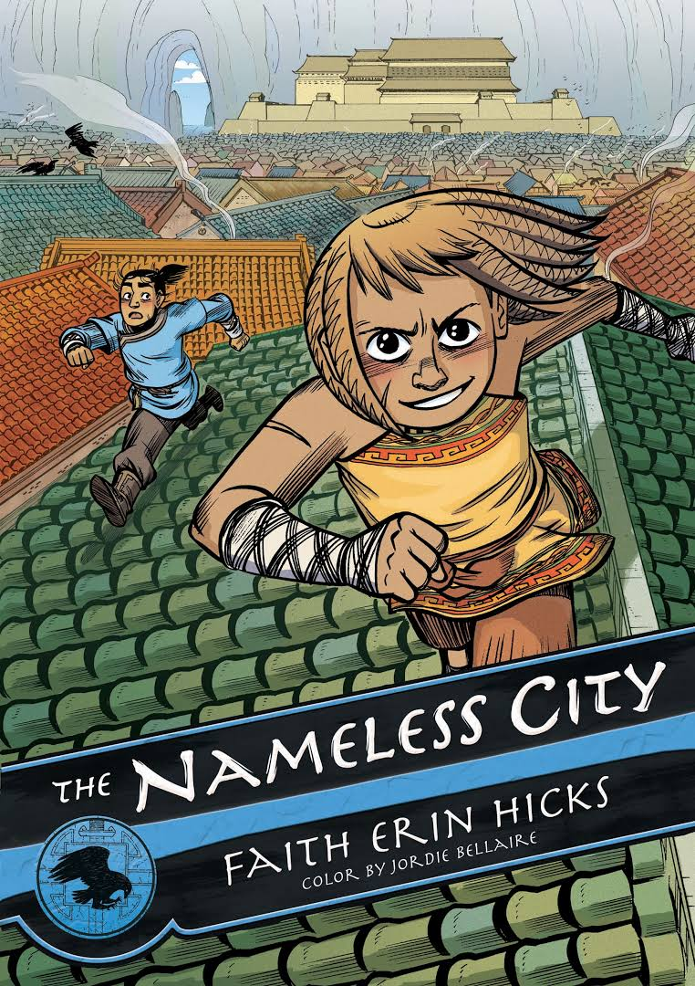 The Nameless City Image