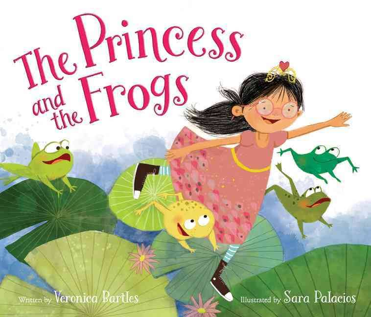 The Princess and the Frogs Image