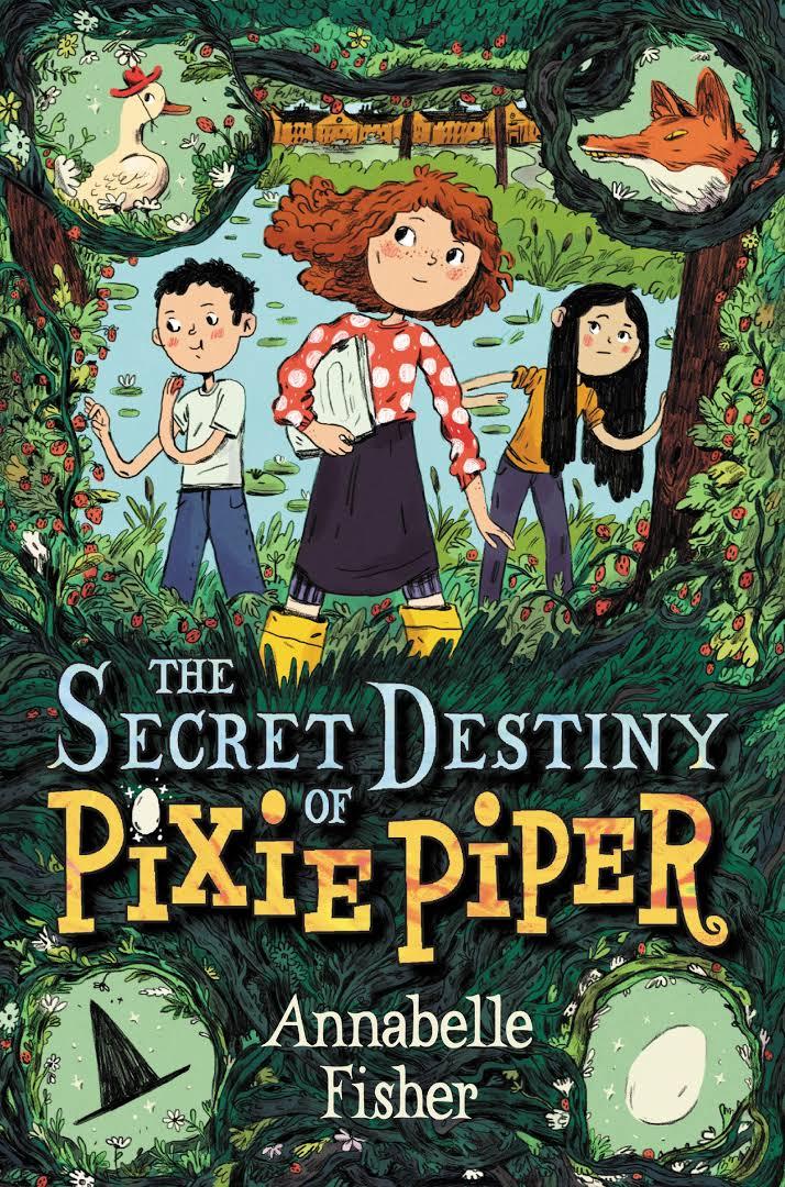 The Secret Destiny of Pixie Piper Image