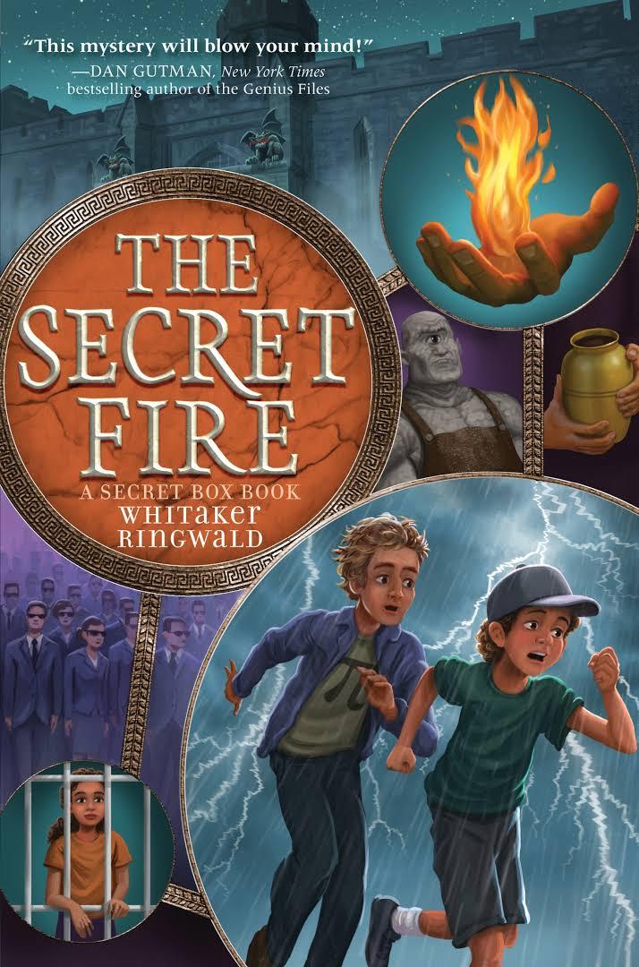 The Secret Fire Image