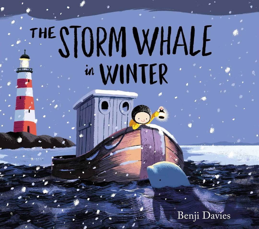 The Storm Whale in Winter Image