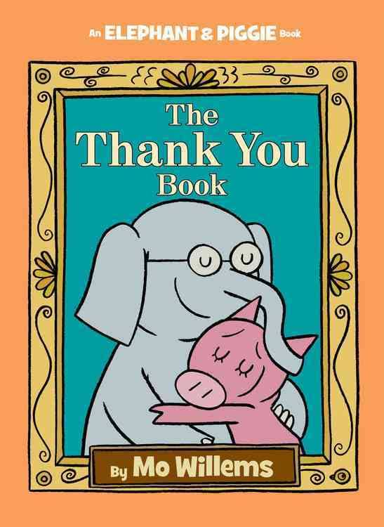 The Thank You Book Image