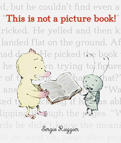 This Is Not a Picture Book! Image