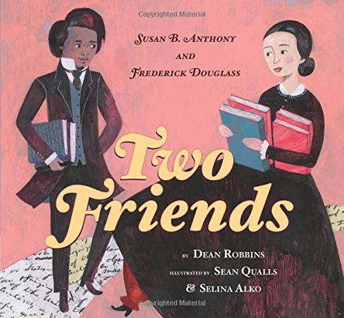 Two Friends: Susan B. Anthony and Frederick Douglass Image